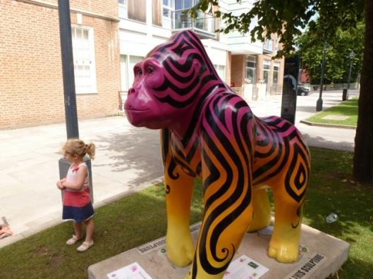 Wow Gorillas, Bristol